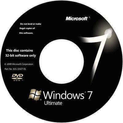 windows 7 oem system builder disc