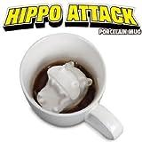 Animal Attack Porcelain Mug