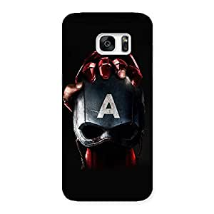 Enticing ACW Multicolor Back Case Cover for Galaxy S7 Edge