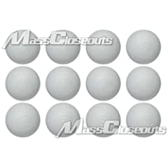 Buy Champro Lacrosse Balls, Pack of 6 (White) by Champro