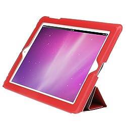 Hornettek IP3-HSL-RD L'etoile iPad HD Hairline case, Red