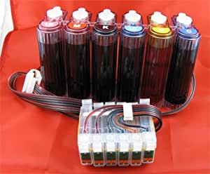 Continuous Ink Flow System (Ciss) for Epson 1400 Printer