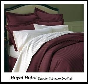 Chezmoi Collection 3pc 300-Thead-Count 100/% Cotton Hotel Duvet Cover Set