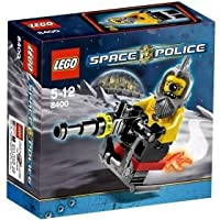 LEGO Space Police Set #8400 Space Speeder by LEGO