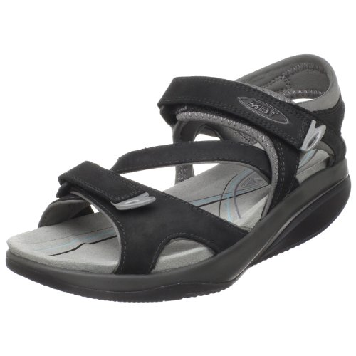 MBT Womens Katika Sandal Black