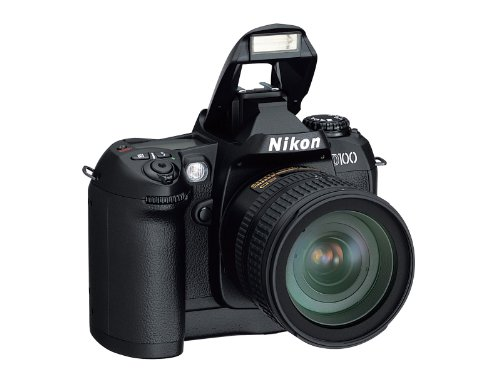 Nikon D100 Digital Camera [6.1MP] - Body Only
