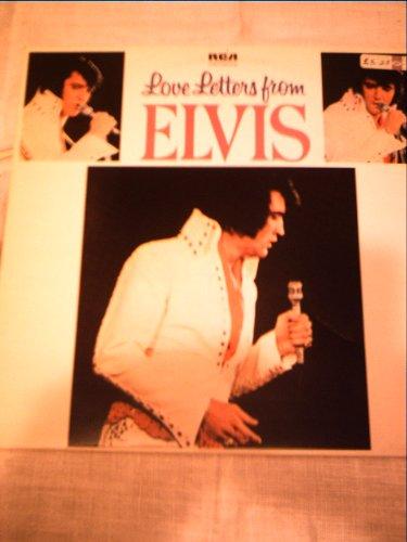 Elvis Presley - Love Letters From Elvis Lp - Zortam Music