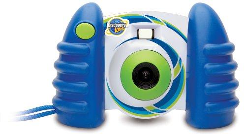 Discovery Kids Digital Camera, Blue