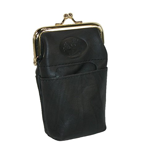 buxton-heiress-collection-black-leather-cigarette-case-with-lighter-pocket