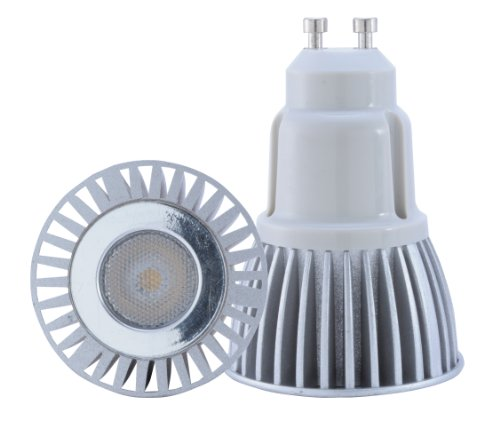 Nu Vue 4 Watt Par16 Gu10 Led Bulb Narrow Spot In Cool White