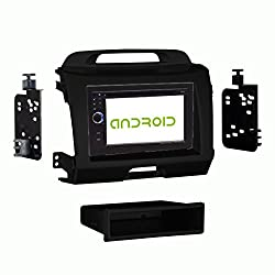 See OTTONAVI Kia Sportage 2011+ In-Dash Double Din Android Multimedia K-Series Navigation Radio with Complete Kit Details