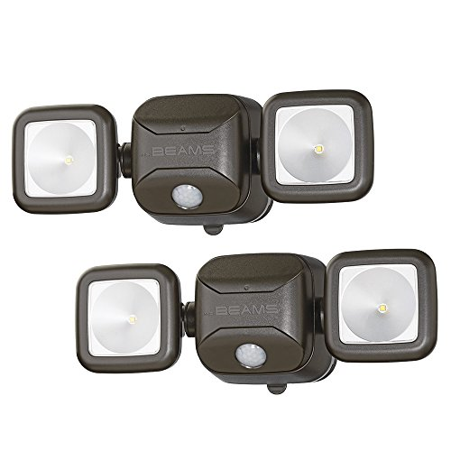 flood security lights high performance wireless battery powered motion. Black Bedroom Furniture Sets. Home Design Ideas