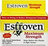 Estroven Maximum Strength, (120 Caplets)