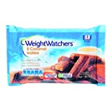 Weight Watchers Caramel Wafers 5 pack