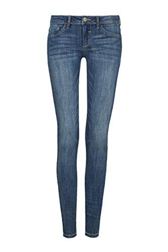 TALLY-WEiJL-Blaue-Skinny-Jeans-Damen-Blau-42