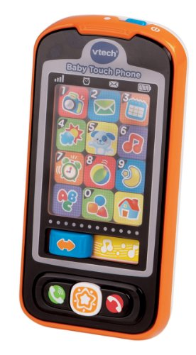 Vtech - 146105 - Jouet de Premier Age - Baby Touch Phone