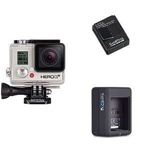 GoPro Camera HERO3+ Silver Bundle