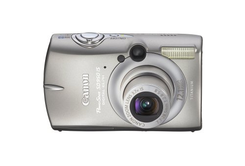 Canon PowerShot SD950 IS is the Best Ultra Compact Point and Shoot Digital Camera for Action and Low Light Photos Under $400