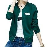【four clover】 レディース アウター コート ジャケット 上着 ブルゾン 長袖 ゆったり 春 秋 冬 xl 2l 3l 大きいサイズ トップス ファッション カジュアル おしゃれ 安い エコバッグ付き