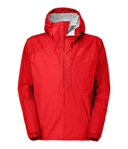 The North Face Fuseform Cesium Anorak Men's Fiery Red Fuse M