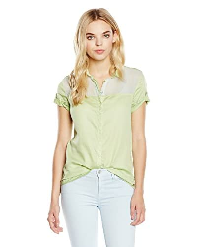 7 For All Mankind Blusa [Verde Menta]