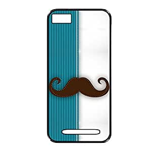 Vibhar printed case back cover for Xiaomi Mi 4i MushtacheMiddle