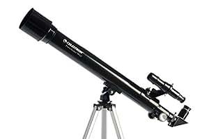 Celestron Power Seeker 50AZ Télescope/Jumelles 600 mm