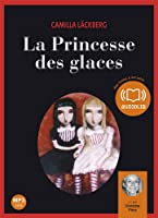La princesse des glaces - Audio livre 2CD MP3 - 550 Mo + 625 Mo