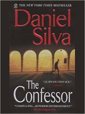 The Confessor (Gabriel Allon Series Book 3)