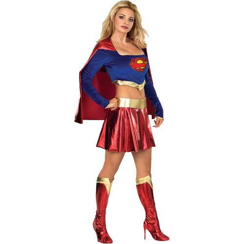 Secret Wishes Supergirl Costume