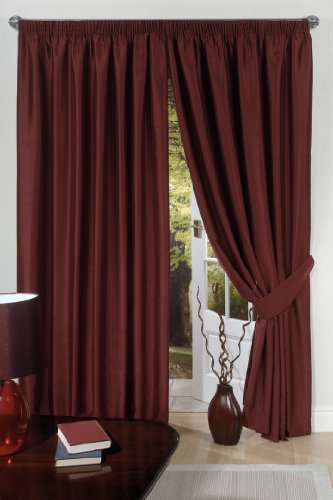 burgundy-curtains-66-x-90-pair-of-faux-silk-fully-lined-pencil-pleat-ready-made-width-66-x-90-drop