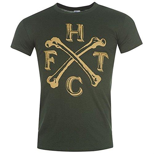 Da uomo con logo ufficiale Frank Turner T-Shirt a girocollo maglia maniche corte da Casual maglietta Top