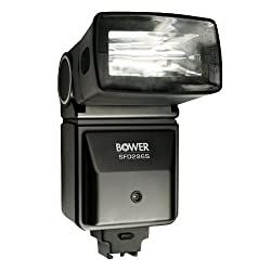 Bower SFD296S Digital Automatic Flash for Sony