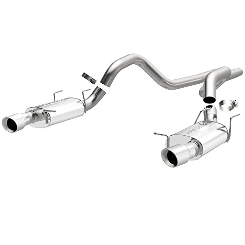 MagnaFlow 15589 Large Stainless Steel Performance Exhaust System Kit (Ford Lightning Catback compare prices)