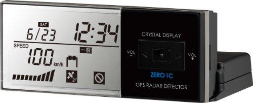 コムテック(COMTEC)超高感度GPS内蔵レーダー探知機ZERO  1C