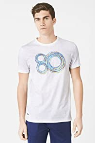 80th Anniversary Kaleidoscope Graphic T-Shirt