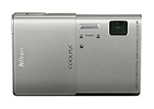 Coolpix S100 Digital Camera Rose silver, Nikon JPN model