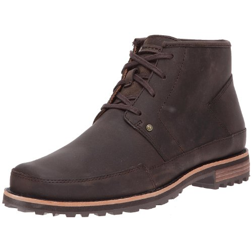 Rockport Chukka Men's Boots Pine Cone/Antq. Slvr K52871 6.5 UK, 40 EU