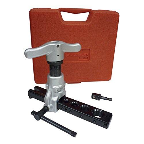 Rothenberger 222402 Apparecchi per Colletti Professionali con Frizione, Rossa