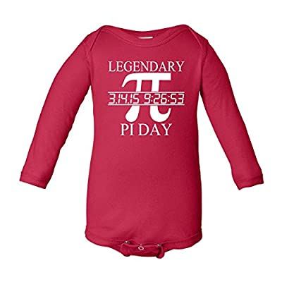 Legendary Pi Day Infant Long Sleeve Bodysuit