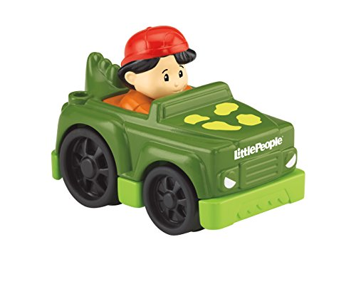 Fisher-Price Little People Wheelies Koby - 1