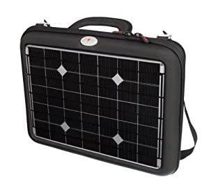 Buy Voltaic Generator Solar Laptop Charger Bag Silver Panel by Voltaic Systems