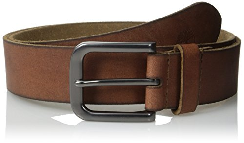 Timberland Men's 35Mm Classic Jean Belt, Brown, 36