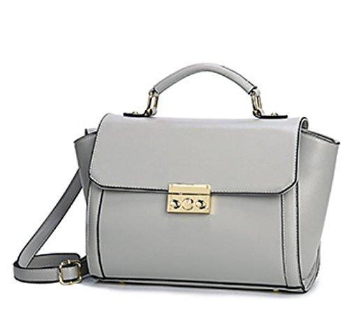 GQ-WOMEN BAG 2016 nuovo pelle borsetta moda Joker laptop Messenger bag , 4