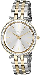 Michael Kors Women's MK3405 Mini Darci Two-Tone Watch