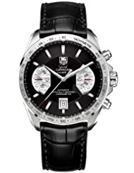 TAG Heuer Men's CAV511A.FC6225 Grand Carrera Chronograph Calibre 17 RS Watch