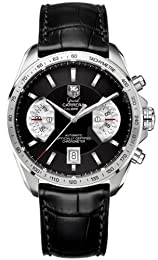 TAG Heuer Men s CAV511A FC6225 Grand Carrera Chronograph Calibre 17 RS Watch