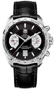 TAG Heuer Men's CAV511A.FC6225 Grand Carrera Chronograph Calibre 17 RS Watch