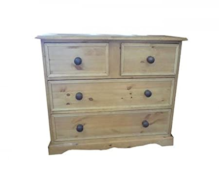 Wye Pine Traditional 35' 2+2 Chest - Finish: Unfinished - Stain: Waterbased