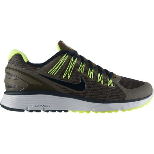 Nike Lunareclipse 3 Shield Men S Running Shoes Size 9 5 Dark Loden